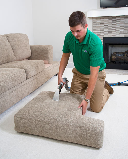 Five Star Chem-Dry professional upholstery cleaning